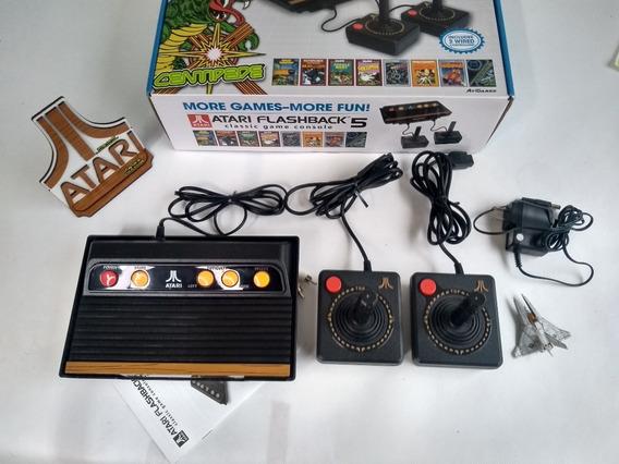 Atari Flashback Novo Na Caixa Cib Import. Ver Descrição Foto