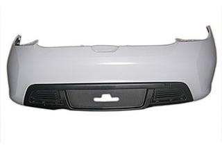 Paragolpe Trasero S/ Detector P/pintar Peugeot 308 09/18