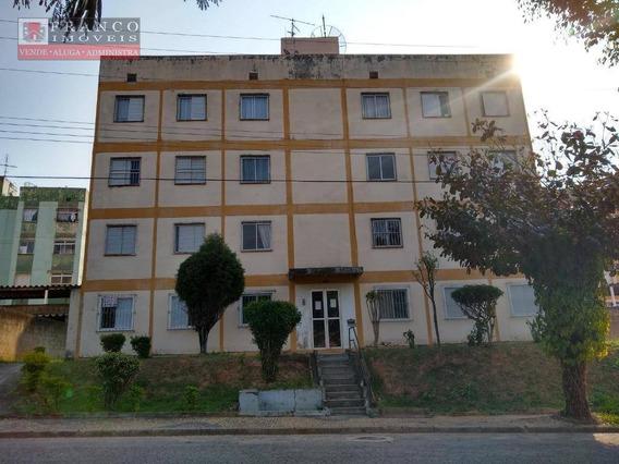 Apartamento Com 2 Dormitórios Para Alugar, 48 M² Por R$ 800/mês - Jardim Do Lago - Valinhos/sp - Ap0339