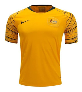 Camisa Austrália 18/20 Unif. 1 - Pronta Entrega