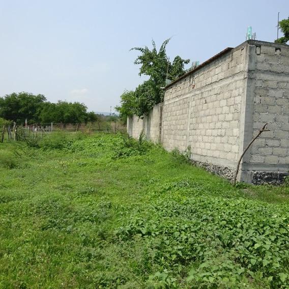 Terreno Cuautla Morelos Cercano Predial Urbano 308m2