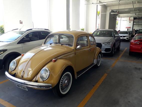 Volkswagen Fusca Fuscão 1.500 Ano1972