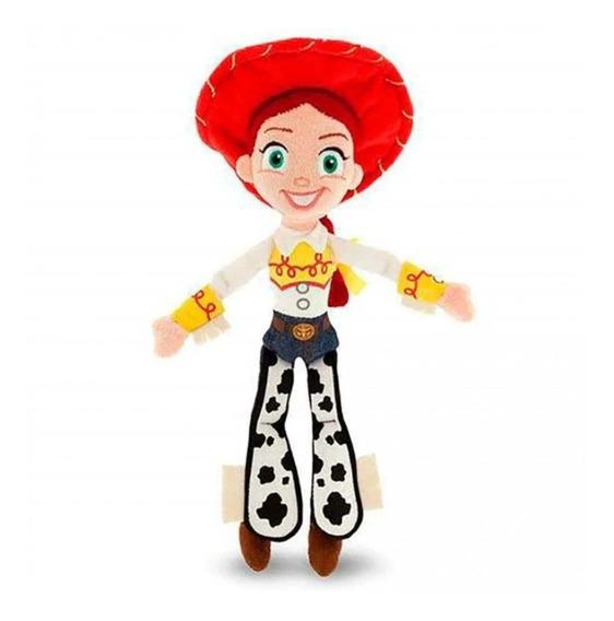 Pelúcia Com Som Personagens Disney Toy Story Jessie