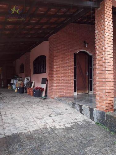 Imagem 1 de 8 de Casa Com 3 Dormitórios À Venda, 272 M² Por R$ 700.000,00 - Jardim Suzano - Suzano/sp - Ca0228