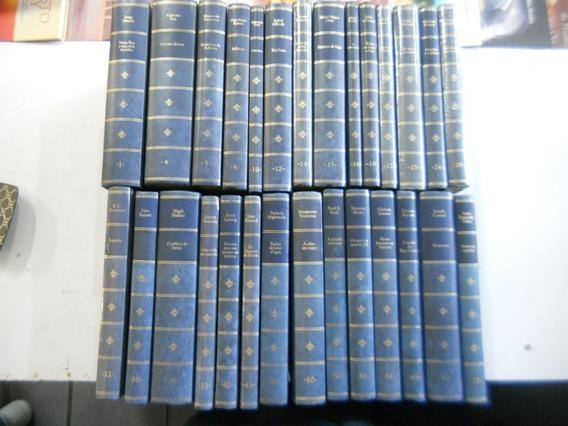 Mestres Da Literatura Contemporânea Lote Com 27 Livros