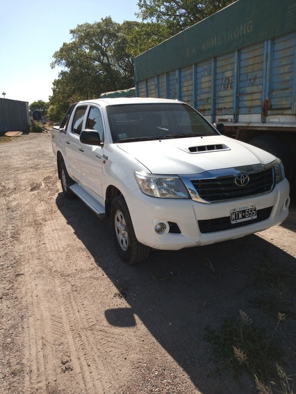 Toyota Hilux 2.5 Cd Dx Pack I 120cv 4x2 2013