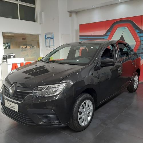 Renault Logan 1.6 Life Oportunidad Anticipo + Cuota Fija(jg)