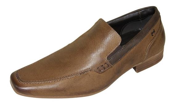 Sapato Casual Ferricelli Bull Skin