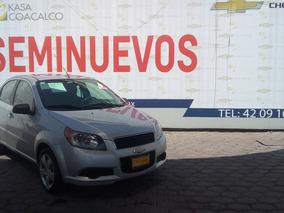 Chevrolet Aveo Sedan 4p Lt L4/1.6 Aut