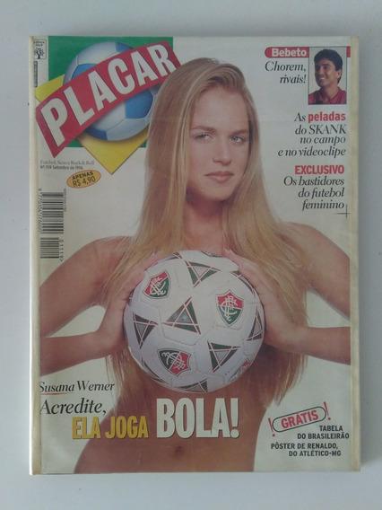 Revista Veja Minha Coleção Placar Ed. 1119 - Setembro 1996