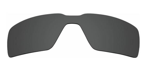 Lente Óculos Probation Preta Stealth Black Polarizada