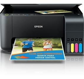 Impressora Mult Epson Ecotank L3150 Wi-fi Usb Frete Grátis *