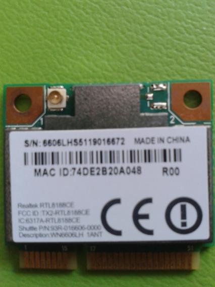 Placa Wireless Wifi Realtek Rtl8188ce