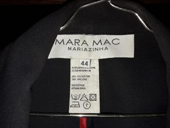Terno Mara Mac 44 Azul Marinho