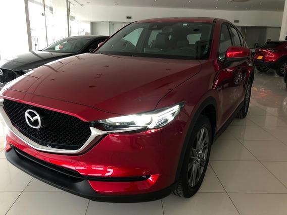 Mazda Cx-5 Signature At 2.5 Turbo 2020 Rojo Diamante