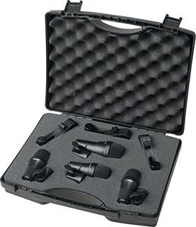 Referencia Digital Drdk4 Kit De Microfono De Carga De 4 Piez