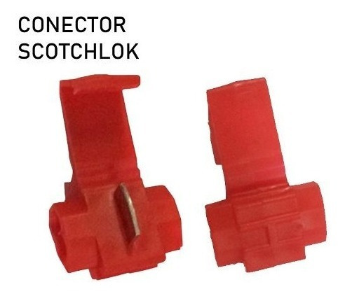 Emenda E Conector De Fios Scothlock 558 - 10 Unidades