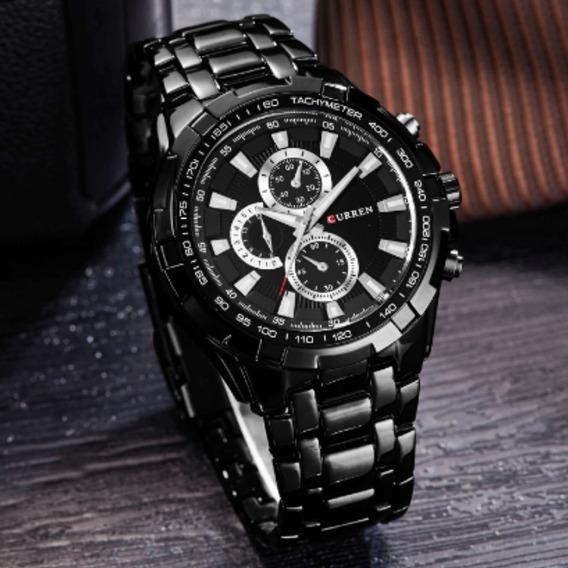 Relógios Masculinos Original Luxo Esportivo Social Promoção