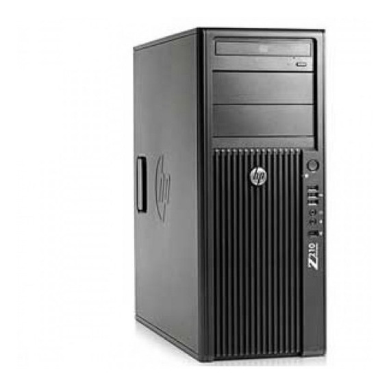 Gamer / Server Hp Hpe Z210 + E3 1603 + 8gb + 500gb