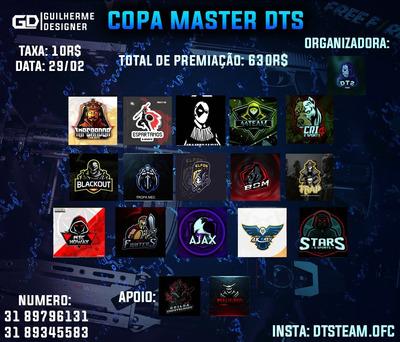 Copa Master Dts