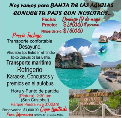 Tour Bahía De Las Aguilas
