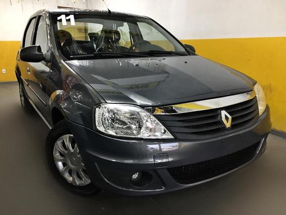 Renault Logan 1.0 Expression 16v 2011 Completo