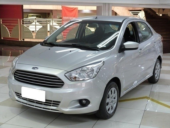 Ford Ka+ Sedan 1.5 Se Prata 16v Flex 4p