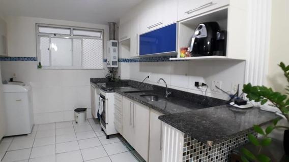 Apartamento Em Centro, Niterói/rj De 77m² 3 Quartos À Venda Por R$ 400.000,00 - Ap348343