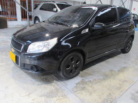 Chevrolet Aveo Emotion Gti Mt 1600cc 3p