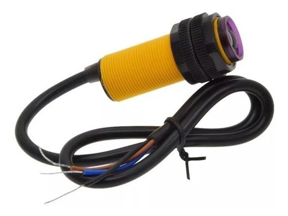 Sensor Infravermelho Reflexivo Industrial E18-d80nk Arduino