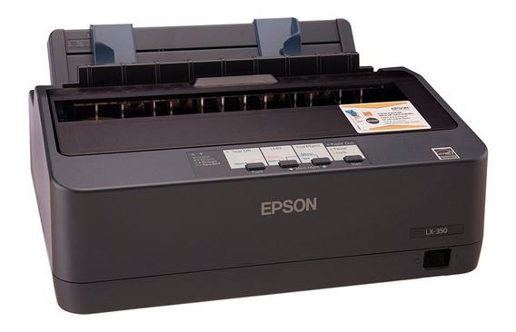 Impresora Matriz De Punto Epson Modelo Lx-350