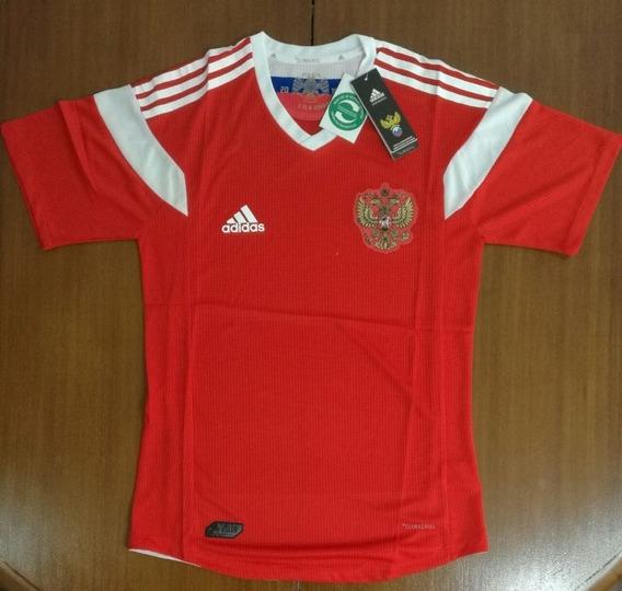 Camiseta De Fútbol Rusia 2018 Climachill