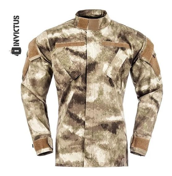 Gandola Camuflada Invictus Armor A-tacs Au