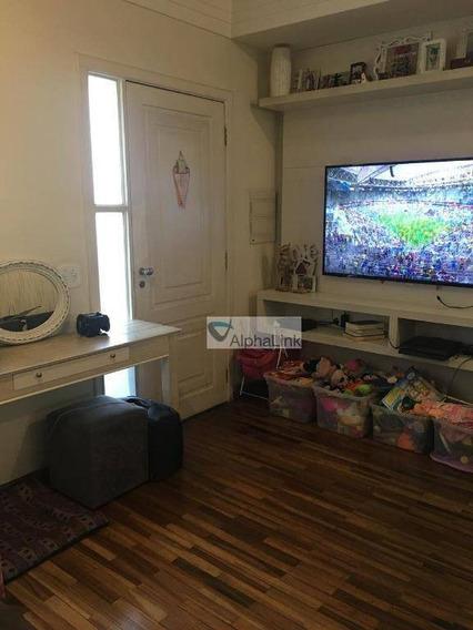 Casa De Condomínio Mediterrano 3 Dormitórios 96 M² - Barueri - Ca0909