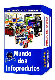 4.500 Infoprodutos - Direito Revenda - Lançamento!