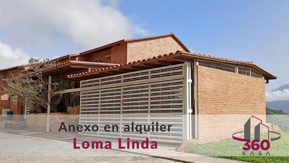 Hermoso Anexo En Alquiler Ubicado En Loma Linda