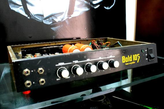 Amplificador Staner Bass Amplifier Bold 105 Cubo De Baixo