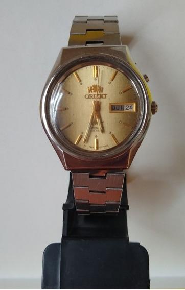 Relógio Masculino Orient 3 Estrelaske 469md6 9ypy