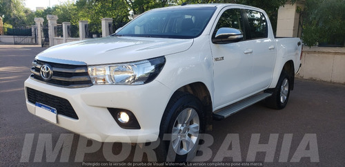 Toyota Hilux 2.8 4x4 Sr 2017