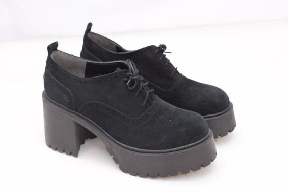 Zapatos Abotinados Nazaria Mujer