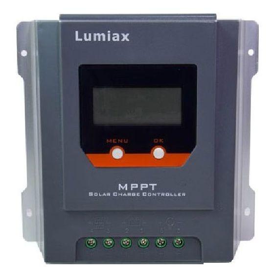 Controlador De Carga Solar Lumiax Mppt 30a 12/24v