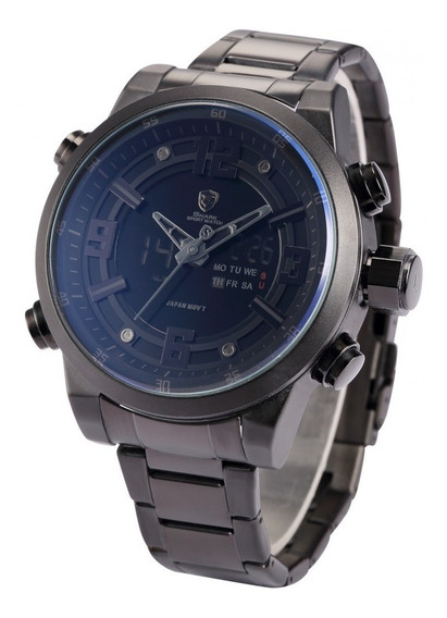 Reloj Shark Basking - Fecha Lcd Alarma Original - Tienda