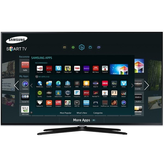 Smart Tv Full Hd Samsung 32 Polegadas Un32h5550ag Defeito