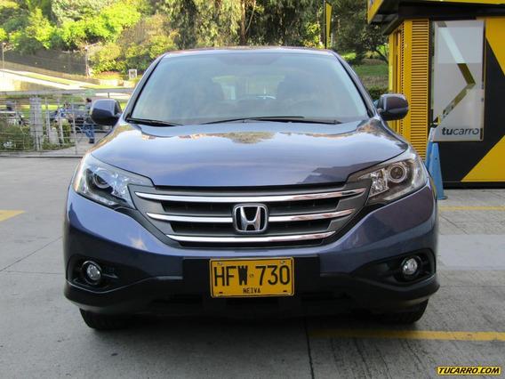 Honda Cr-v Ex L At 2.4 4x4
