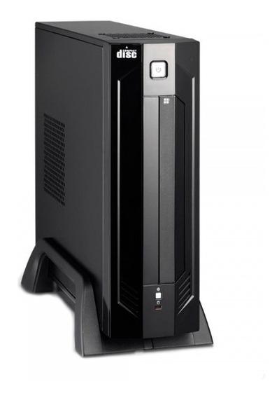 Computador Compact Intel Celeron J1800 4gb Ssd 120gb - Ntc