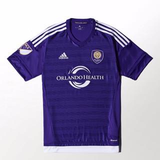Camisa Orlando City adidas 16/17 Roxa Original