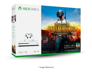 Xbox One S 1tb Unknowns Batterleground Nuevo Sellado