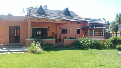 Hermosa Casa 5 Ambientes En Parque Leloir
