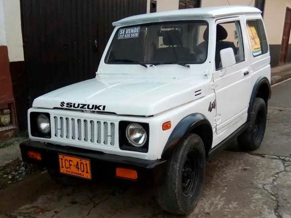 Suzuki Sj 410 Blanco Particular De Gasolina
