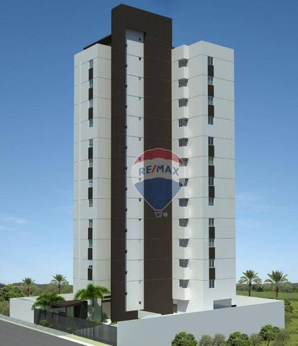 Apartamento Com 2 Quartos À Venda  - Nova Parnamirim - Parnamirim/rn - Ap0147